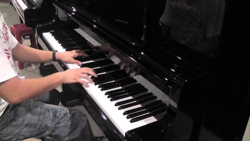 Đàn Piano kawai KU5